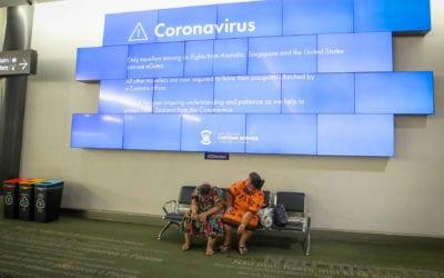 Coronavirus update: INZ's response