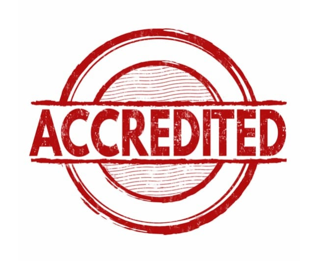 Employer accreditation