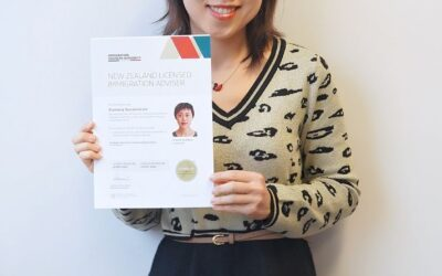 New Licensed Immigration Adviser joining our team