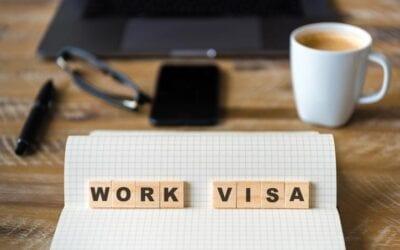 Longer Essential Skills Visas and Accredited Employer Work Visa deferred
